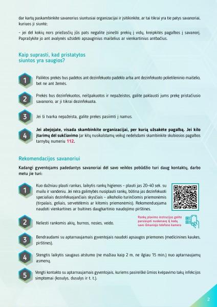 Tavo saugumo instrukcija 2